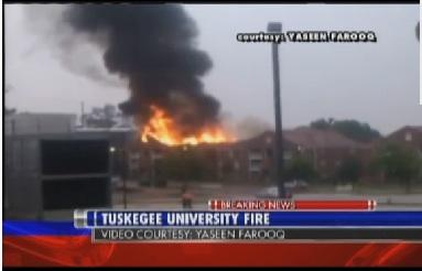 Tuskegee University Dorms