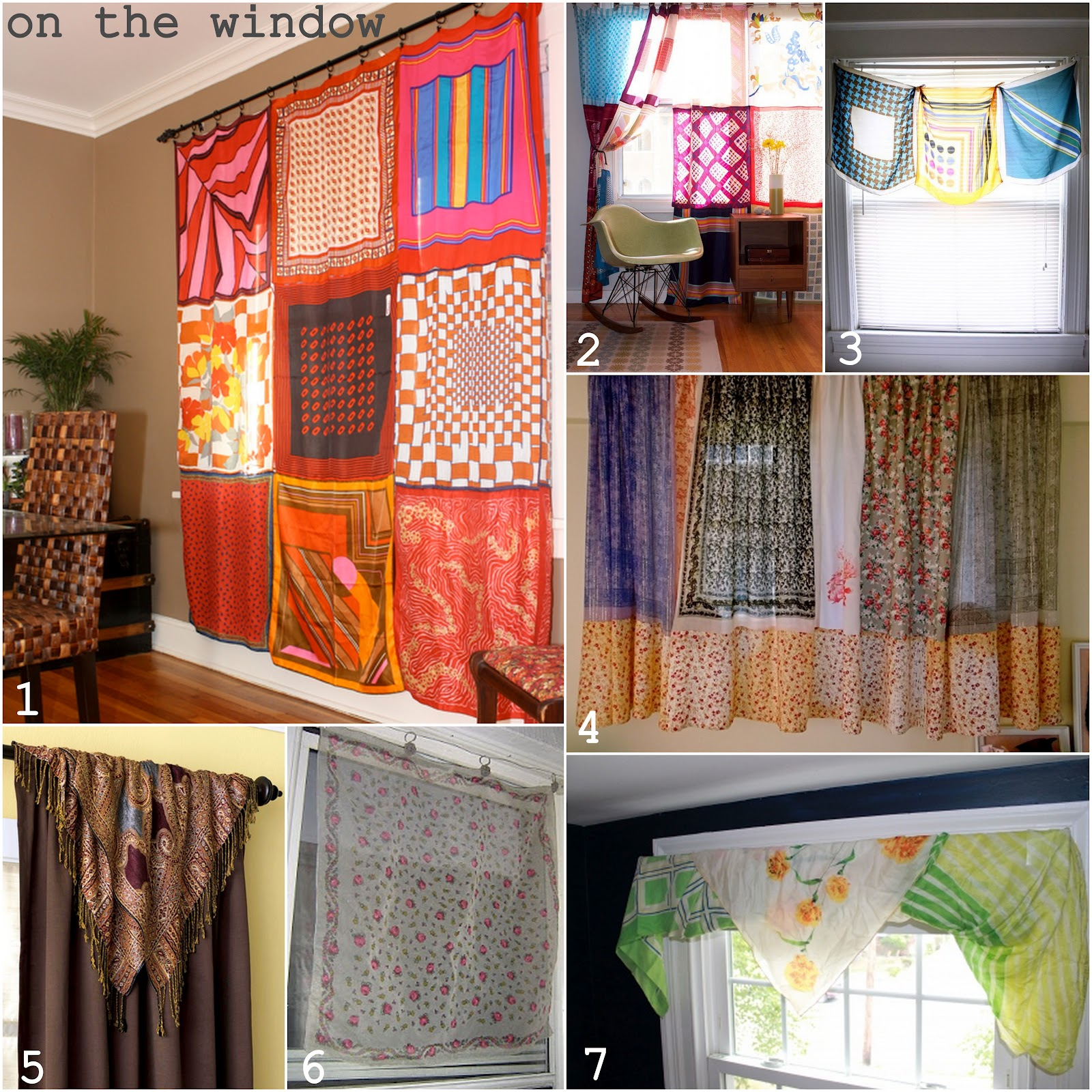 Inspiration and realisation diy fashion blog scarf home for Top diy home decor blogs