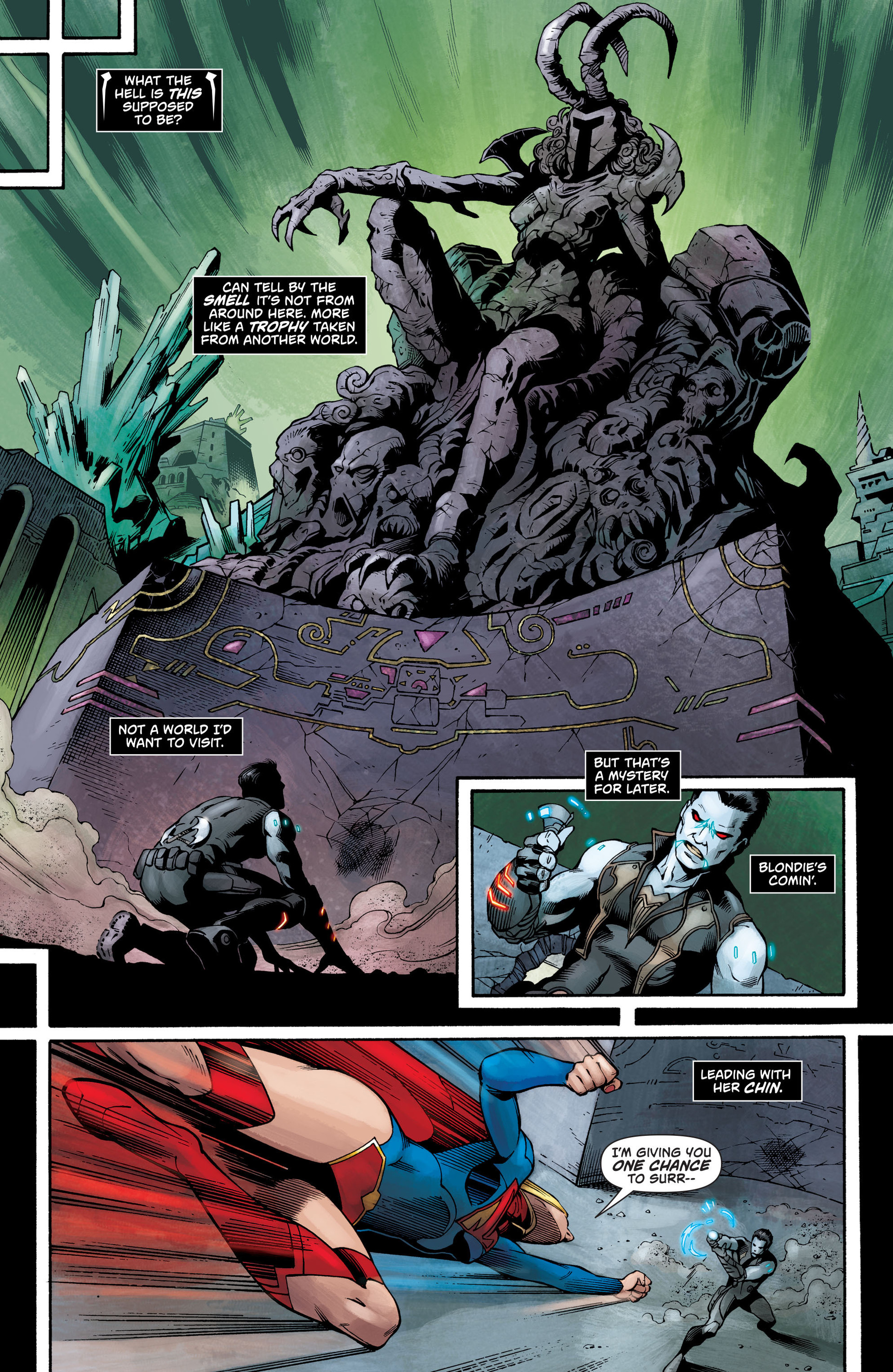 Supergirl (2011) Issue #28 #30 - English 5