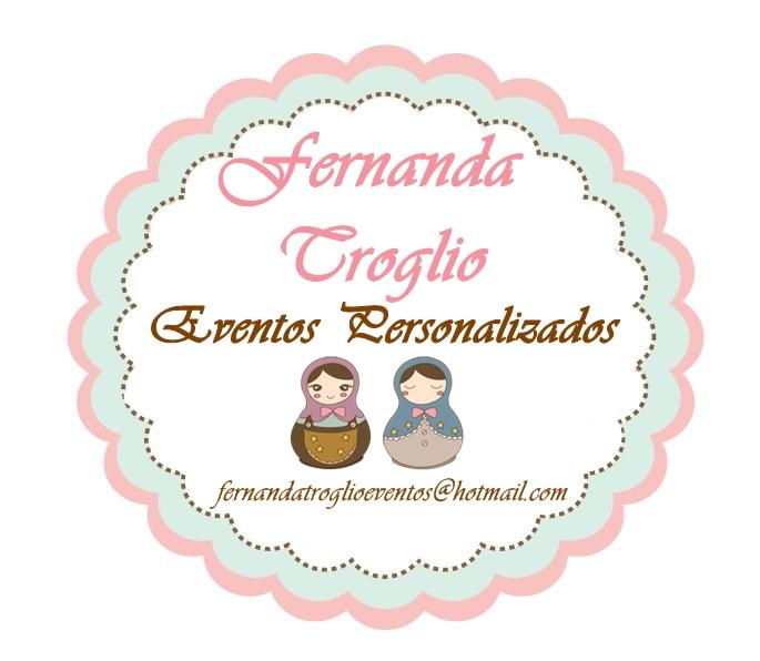 Fernanda Troglio- Eventos Personalizados