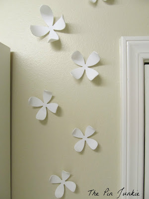 lotus wall flowers