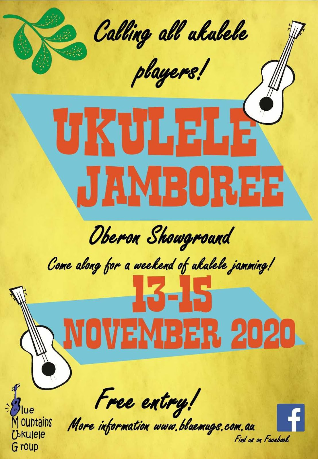 JAMboree | 13-15 Nov 2020