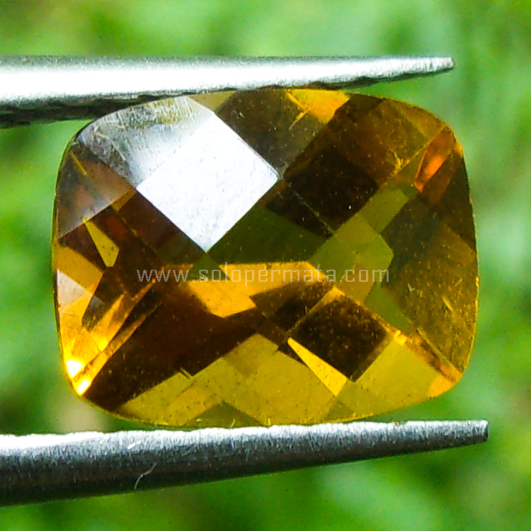 Batu Permata Golden Citrine - SP818