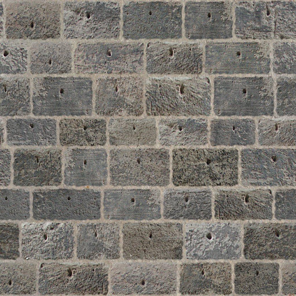 Stonework Granite Block : Concrete retaining wall blocks texture seamless stone