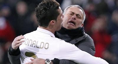 Mourinho volvió a defender a Cristiano Ronaldo