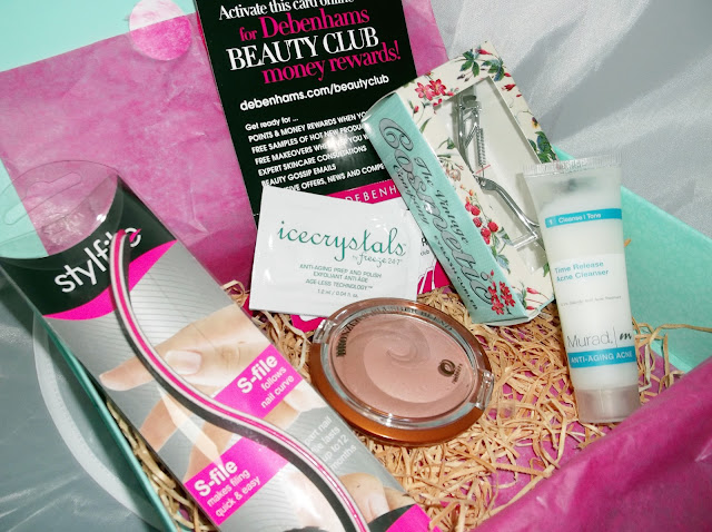 she said beauty july box review