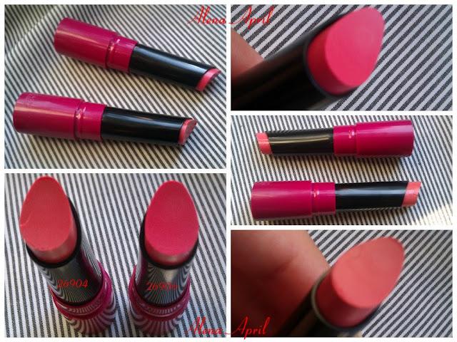 Colour Drop Lipstick Губная помада «Совершенство цвета» 26904 26906