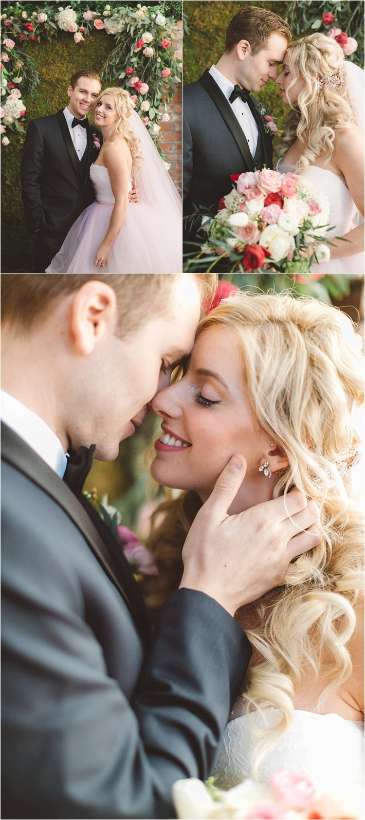Stunning bride and groom portraits