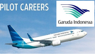 PT Garuda Indonesia (Persero) Tbk Jobs Recruitment Pilot July 2012