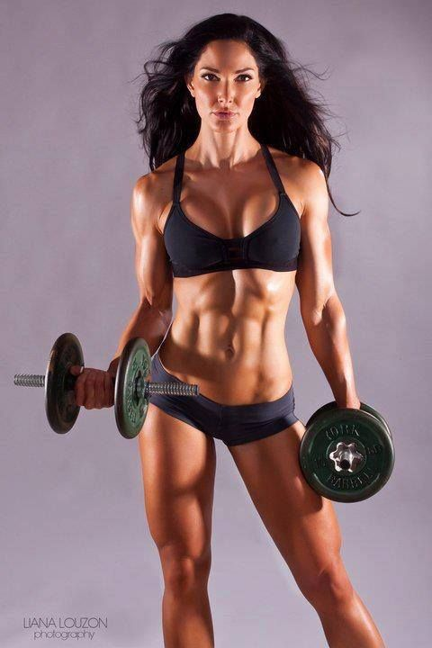 fitness girls photo