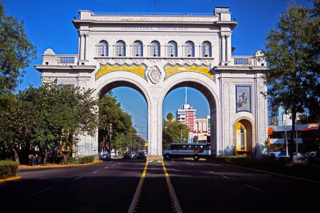 Monumento los Arcos - Guadalajara, Jalisco