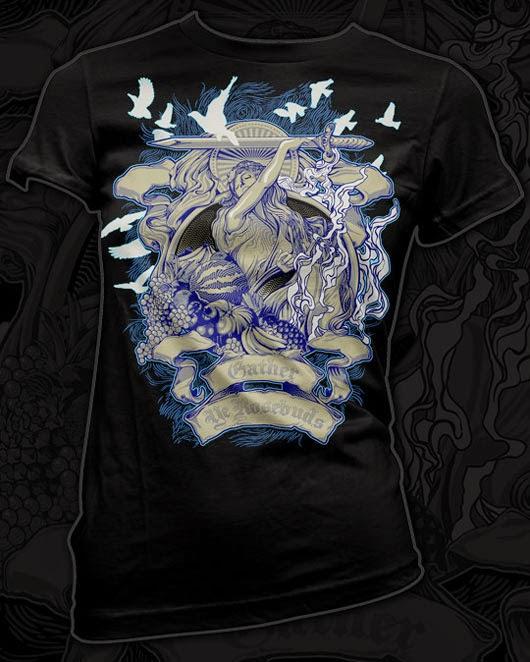 Awesome T-Shirt Mockups Like Jimiyo