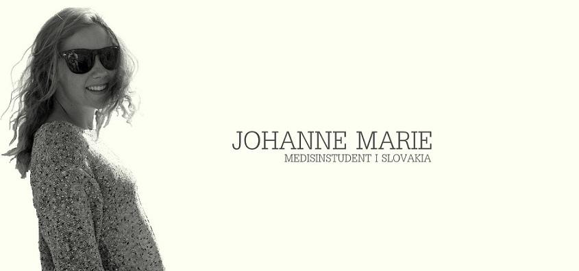 JOHANNE MARIE