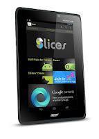 Iconia Tablet A110 Harga dan Spesifikasi