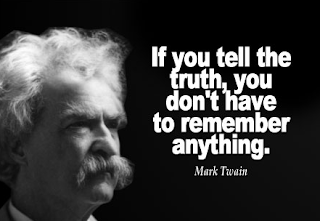 Kata Kata Bijak Mark Twain dalam Bahasa Inggris dan Artinya