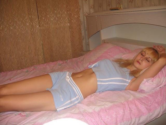 Spy sleeping teen torrent spy