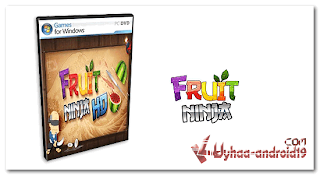 FRUIT NINJA HD V 1.6.1 FOR PC