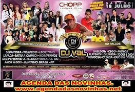 CHOPP LOUNGE CLUB - ANIVERSÁRIO DO DJ VAL.