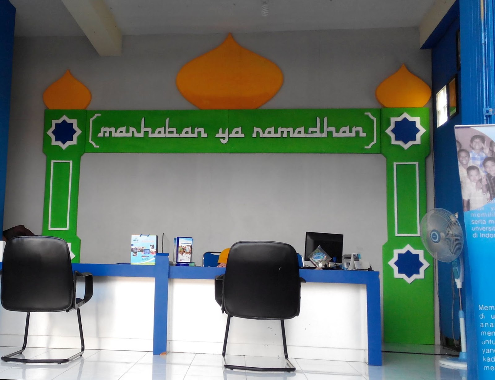 Dekorasi ruangan menyambut ramadhan dekorasi event di for Dekorasi lebaran hotel