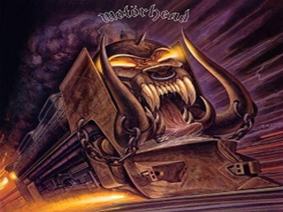 Orgasmatron Álbum de  Motörhead
