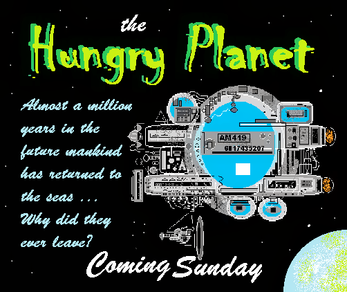 THE HUNGRY PLANET