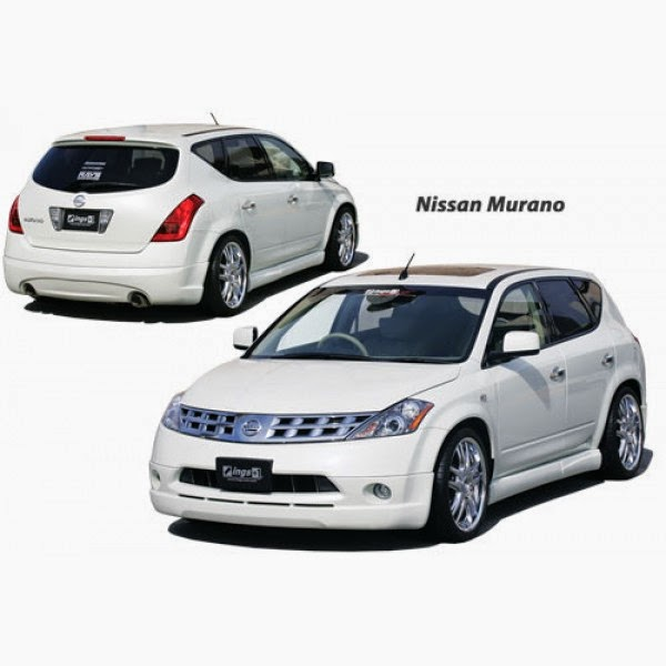 Body Kit Nissan Murano Ings