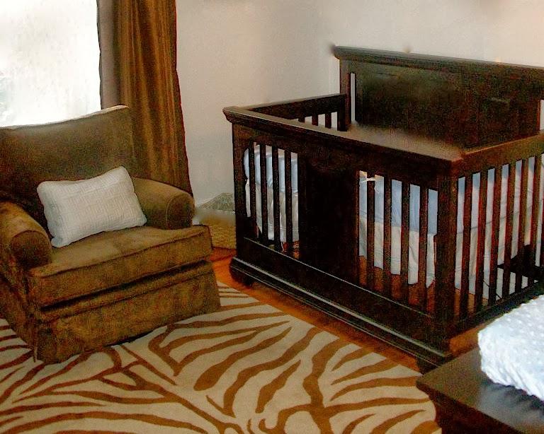 baby nursery design safety