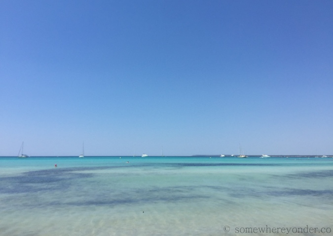 Beach is summer - Mallorca, Spain