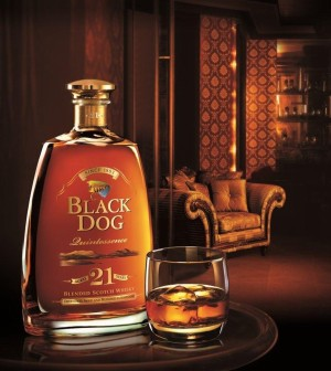 black dog 21 year old and black dog tgr