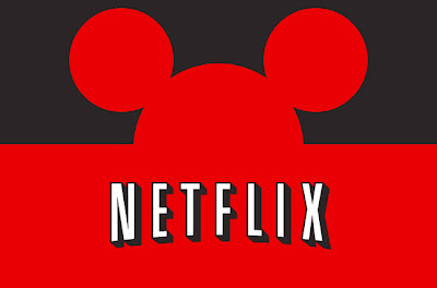 Disney Netflix deal bargin arrangement contract exclusive streaming
