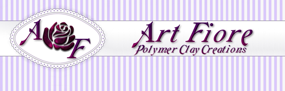 ArtFiore Polymer Clay Creations