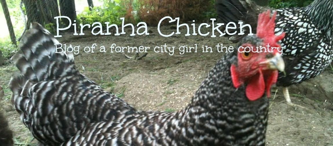 Piranha Chicken