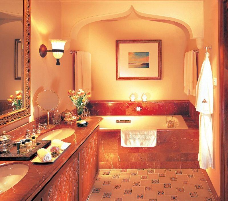 Salle De Bain Inspiration Marocaine : Salles de bain marocaine.