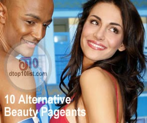 Top 10 Alternative Beauty Pageants