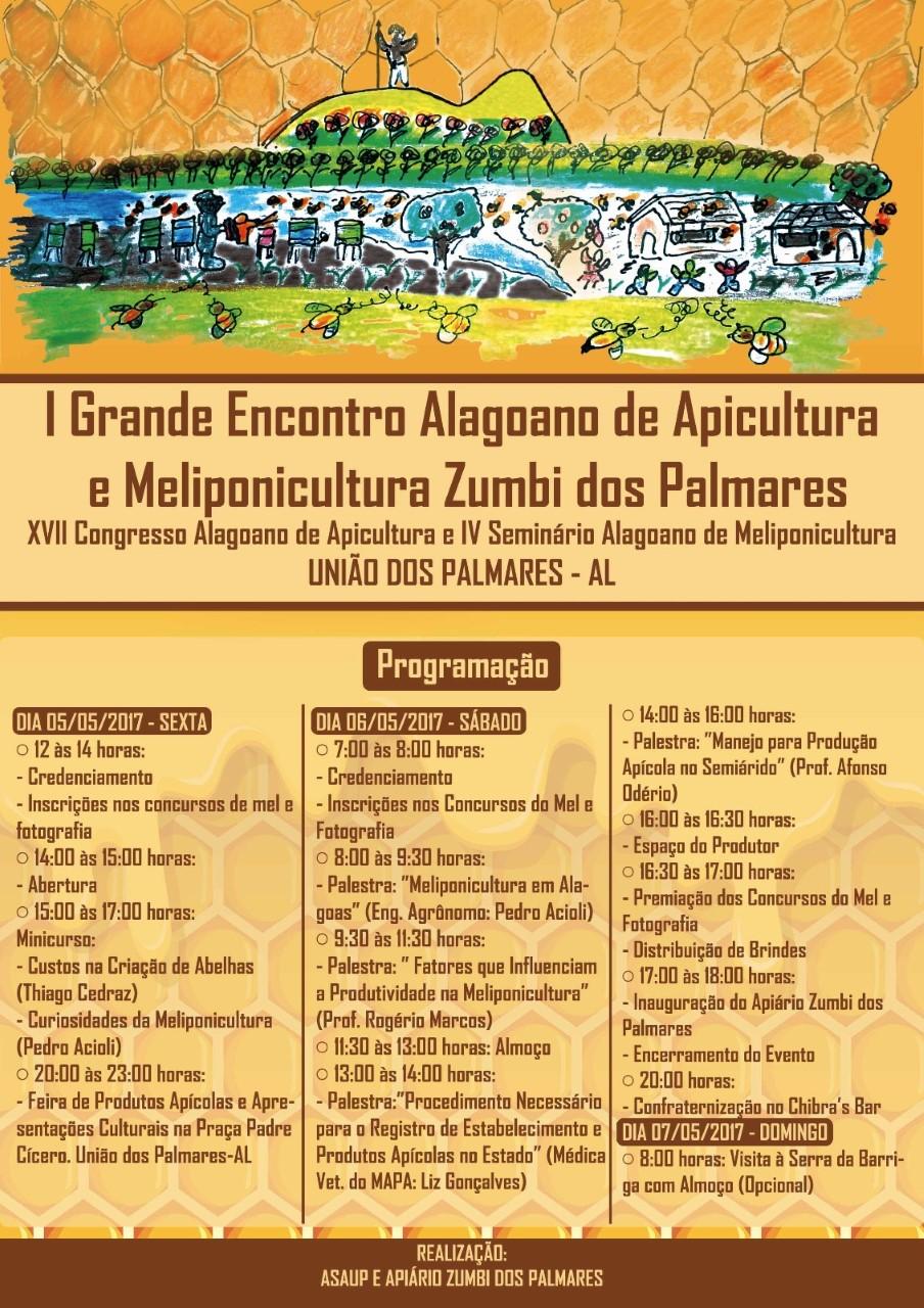 Encontro de Apicultores e Meliponicultores de Alagoas