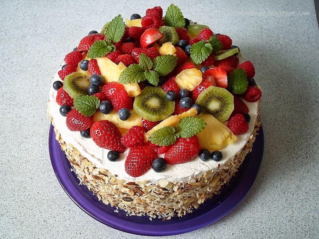 Pożeraczka Letni Tort Nie Tylko Na Urodziny