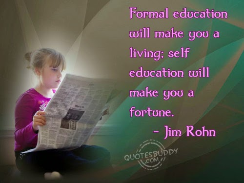 Educational Quotes and Inspiration