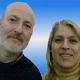 Marcelo y Graciela Quiroga