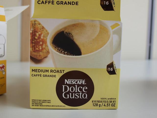 雀巢膠囊咖啡機 NESCAFÉ Dolce Gusto 美式醇郁濃滑咖啡膠囊