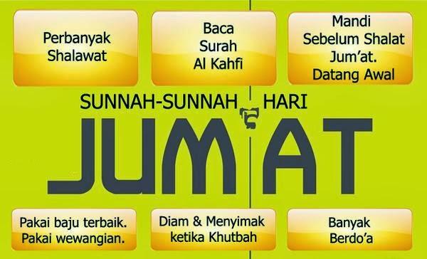 sunah jum'at