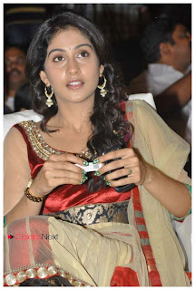Actress Regina Latest Pictures in Salwar Kameez at DK Bose Movie Audio Launch 0009