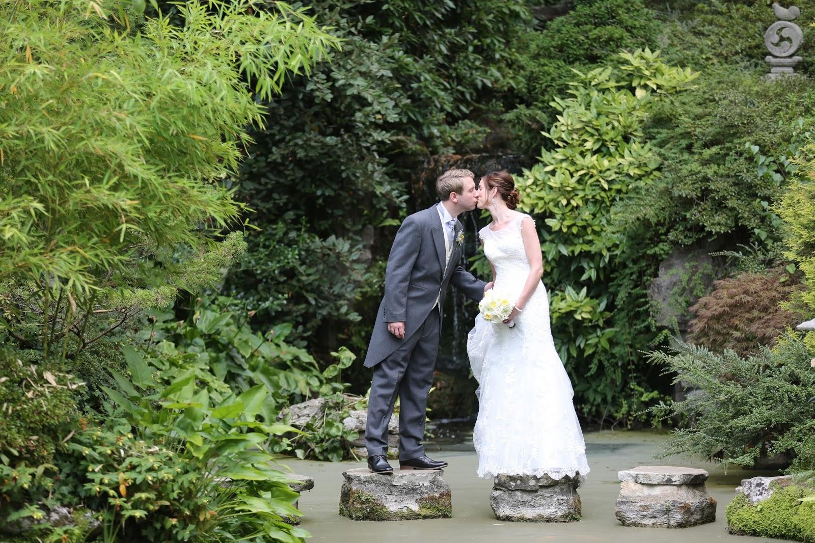 Compton acres wedding
