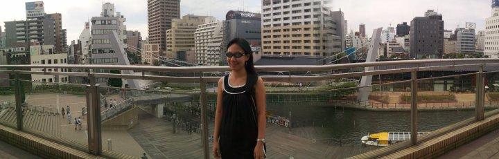 Japan Osaka River