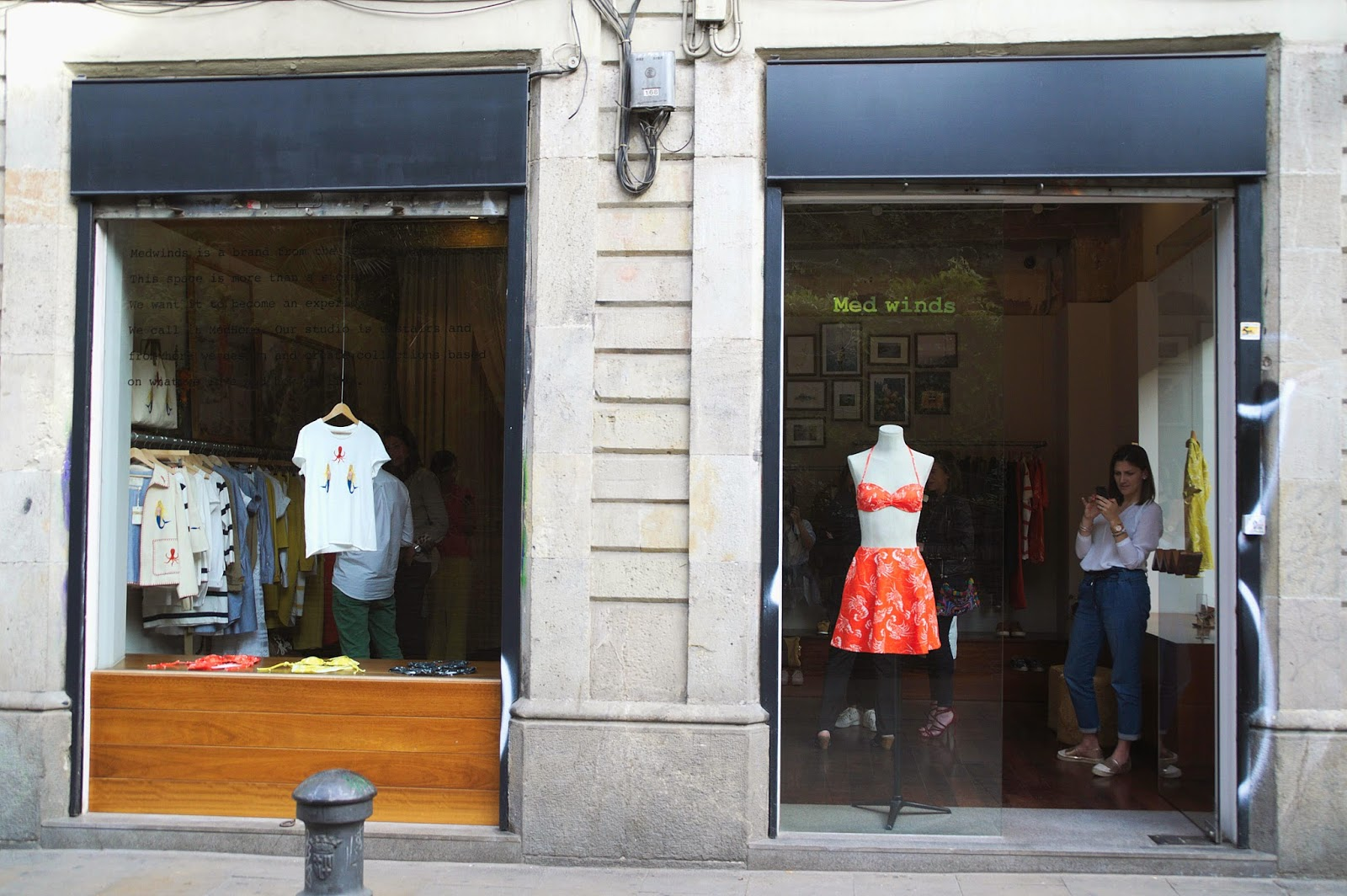Med Winds Store Barcelona
