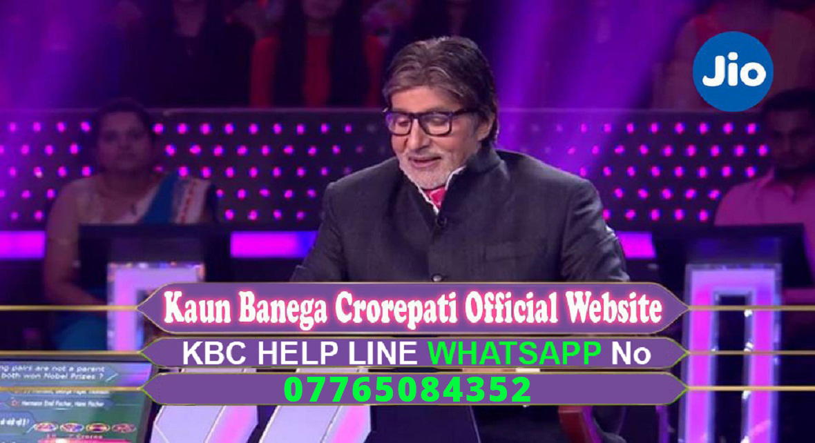 kbc lottery ticket 2019 jio kbc lottery winner list 2019 india KBC Head Office Number 0019133366981