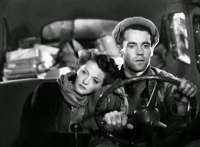 secuencia de la película: Solo se vive una vez, con Sidney y Fonda
