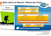El Centro Municipal de Deportes de Arucas organiza la segunda ruta de .