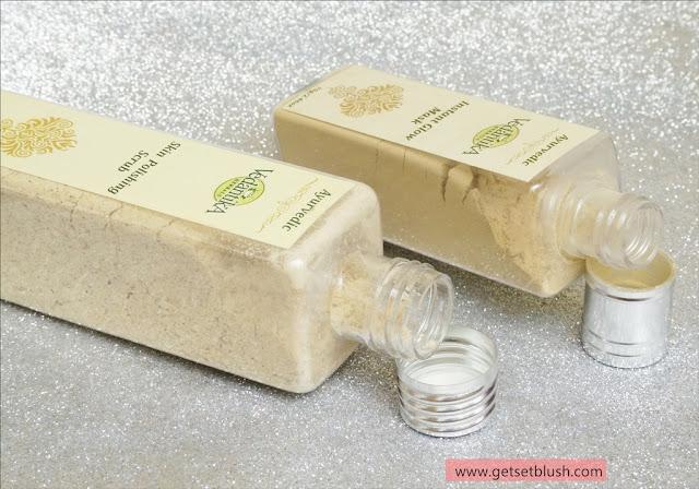 Vedantika Herbals - Instant Glow Mask,Skin Polishing Scrub