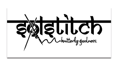 solstitch logo design