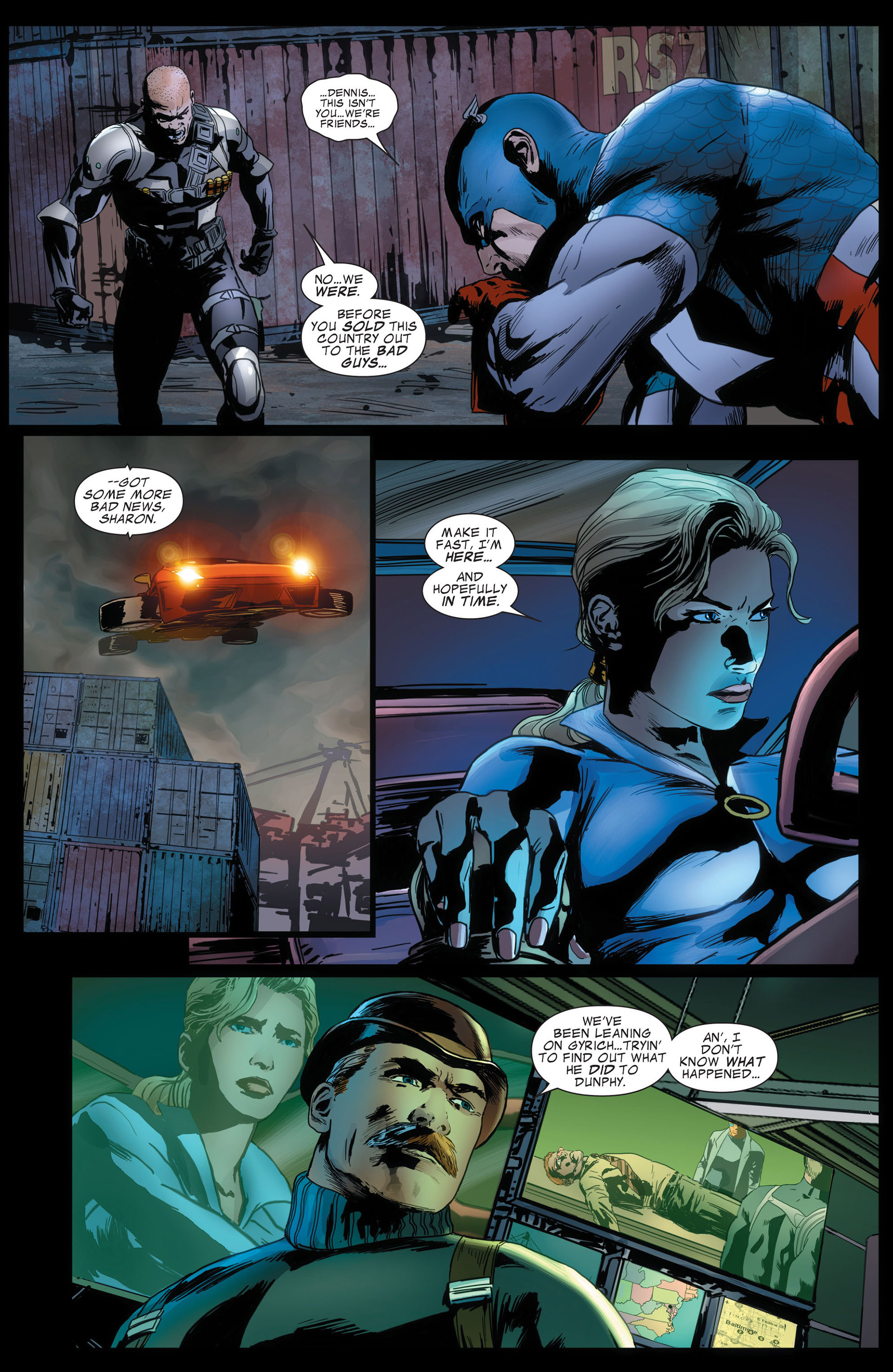 Captain America (2011) Issue #14 #14 - English 13